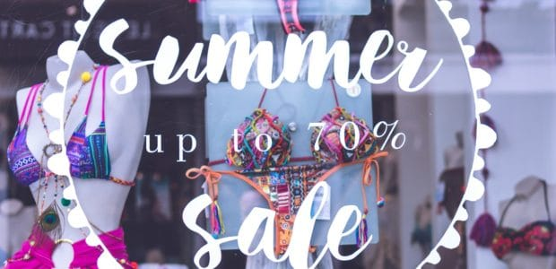 summer up to 70 sale text 1051744 1