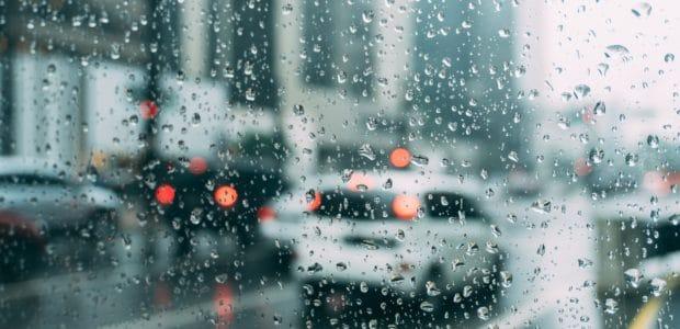 blur cars dew drops 125510