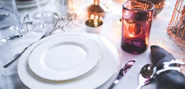 white tableware 6305
