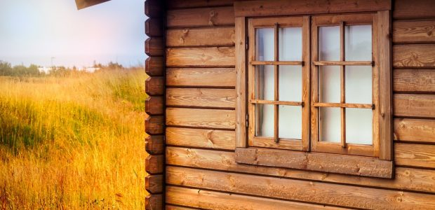 brown wooden cottage at the field during day 751546